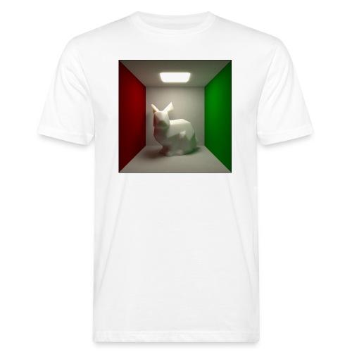 Bunny in a Box - Men's Organic T-Shirt
