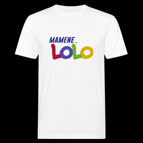 Mamene - LoLo - Empereur du sale - T-shirt bio Homme