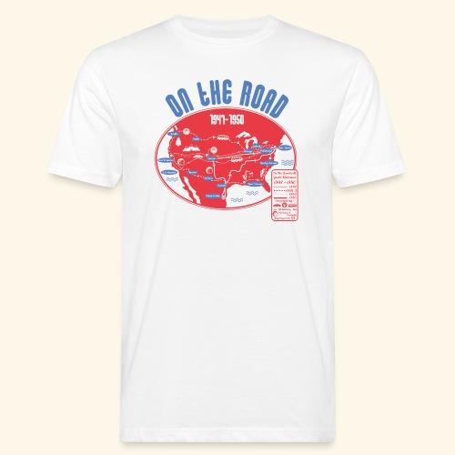 TShirtOntheRoad copy - Camiseta ecológica hombre