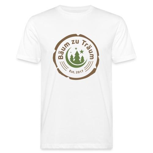 Bäum zu Träum - Männer Bio-T-Shirt