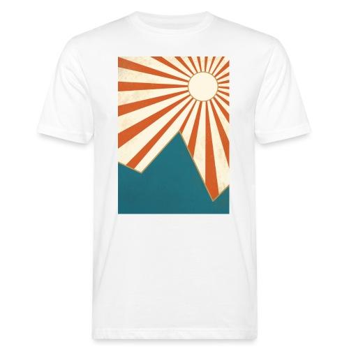 Autumn Sun - Männer Bio-T-Shirt