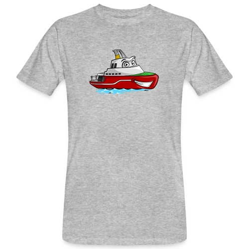 Boaty McBoatface - Men's Organic T-Shirt