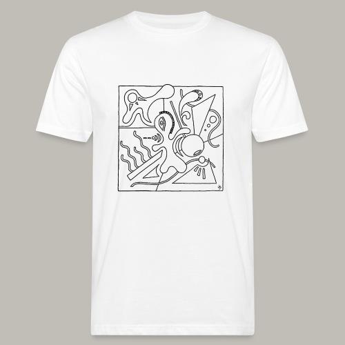 Earth - T-shirt bio Homme