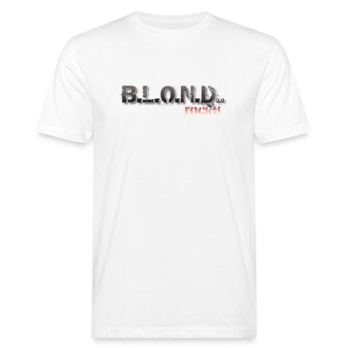 Logo 7000px png - Männer Bio-T-Shirt