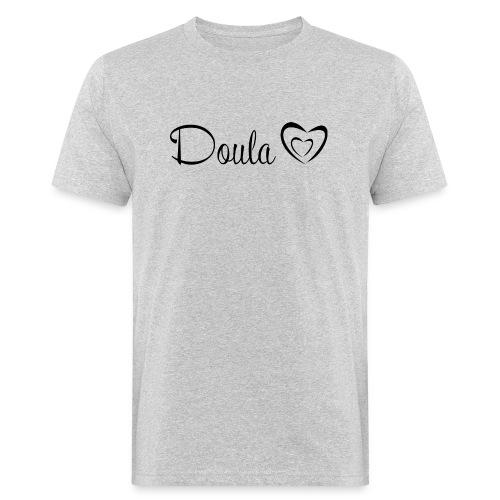 doula sydämet - Miesten luonnonmukainen t-paita