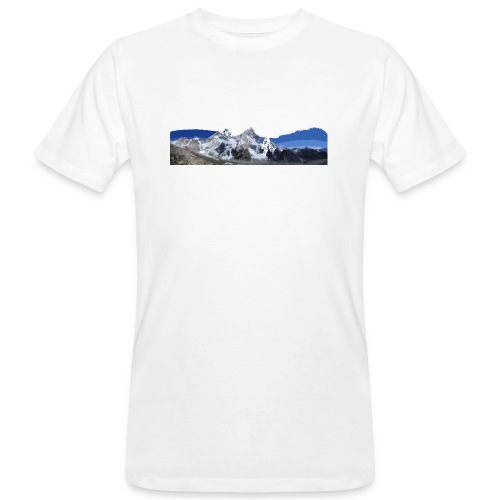 MOUNTAINS - T-shirt ecologica da uomo
