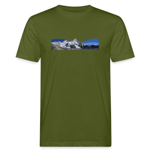 MOUNTAINS - T-shirt ecologica da uomo