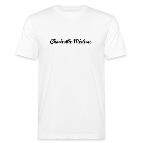Charleville-Mézières - Marne 51 - T-shirt bio Homme