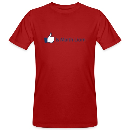 like nobg - Men's Organic T-Shirt