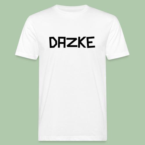 dazke_bunt - Männer Bio-T-Shirt
