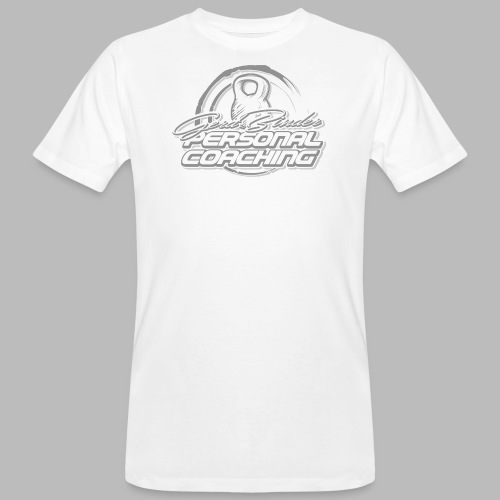 GerdB_GreySquat (bitte max. 40° verkehrt waschen) - Männer Bio-T-Shirt