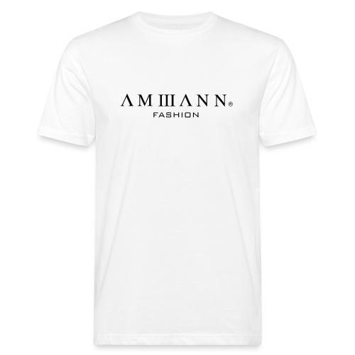 AMMANN Fashion - Männer Bio-T-Shirt