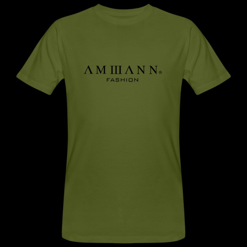 AMMANN Fashion - Männer Bio-T-Shirt
