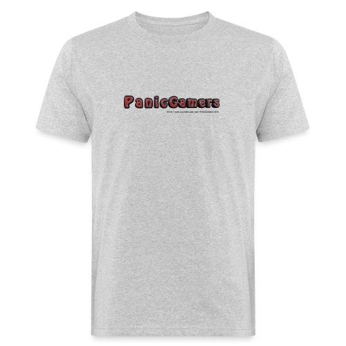 Canotta PanicGamers - T-shirt ecologica da uomo