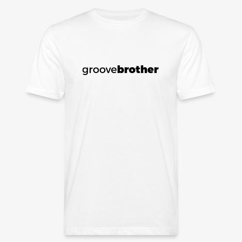 groovebrother - Männer Bio-T-Shirt