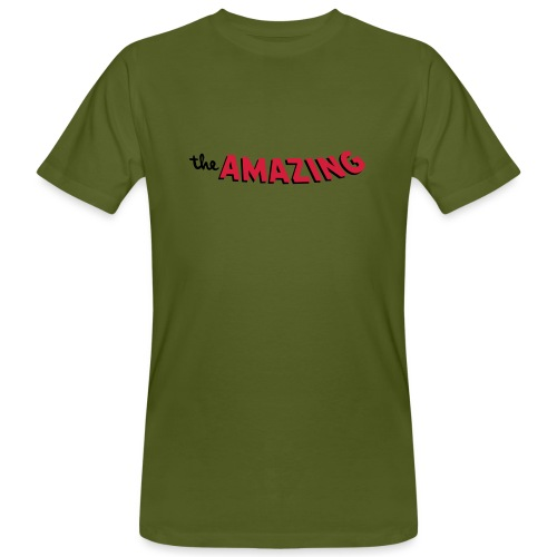 Amazing - Mannen Bio-T-shirt