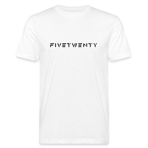 fivetwenty logo test - Ekologisk T-shirt herr