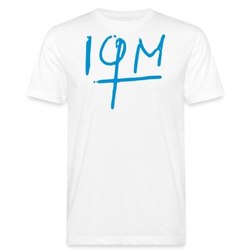 iqm_small - Männer Bio-T-Shirt