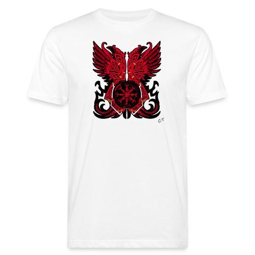 vikings - T-shirt ecologica da uomo