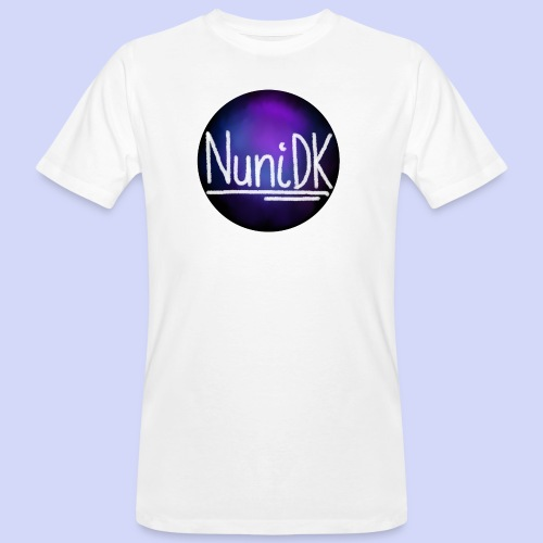 Galaxy shade, NuniDK collection - female top - Organic mænd