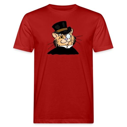 Gatto nonno - T-shirt ecologica da uomo