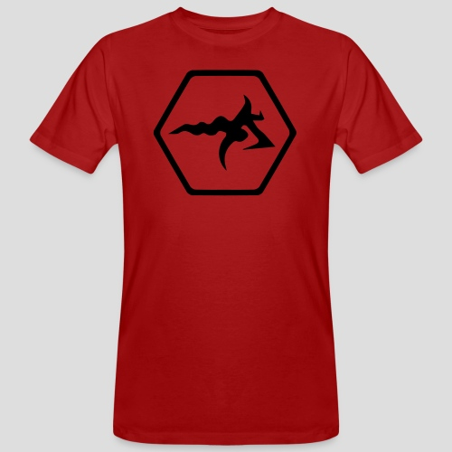 AmericanBilly - T-shirt ecologica da uomo