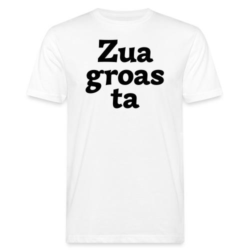 Zuagroasta - Männer Bio-T-Shirt