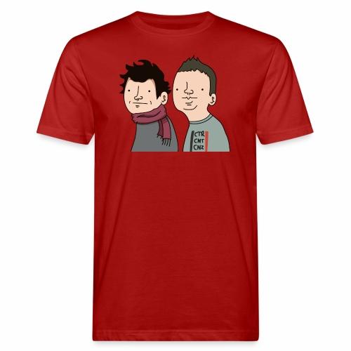 Laink et Terracid Wankuls - T-shirt bio Homme