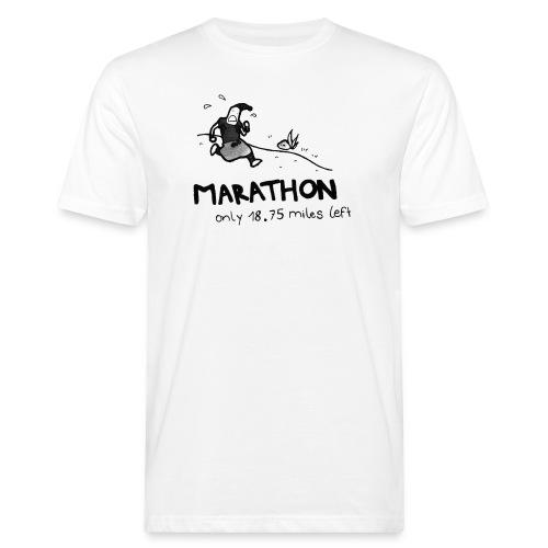 marathon-png - Ekologiczna koszulka męska