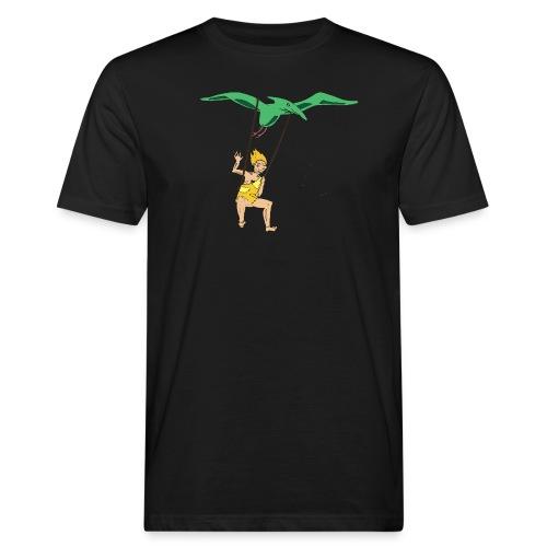 Vol en dinausore - T-shirt bio Homme