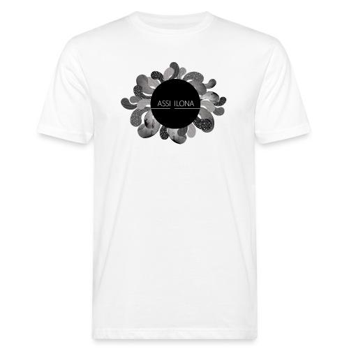 Assi Ilona toppi - Miesten luonnonmukainen t-paita