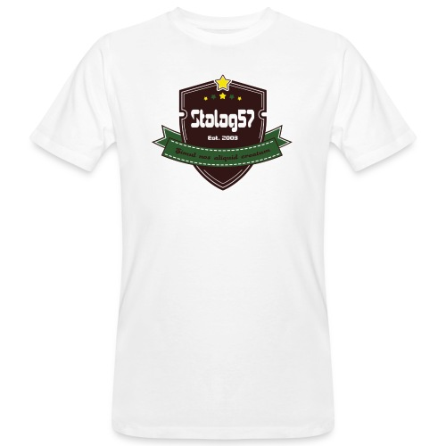 logo - T-shirt bio Homme