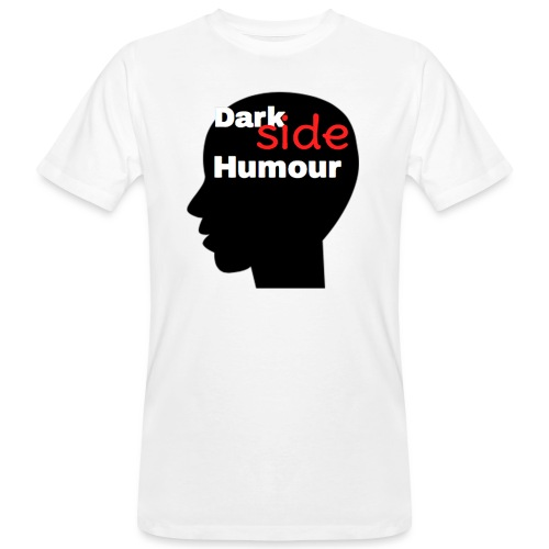 Darkside Humour - Men's Organic T-Shirt