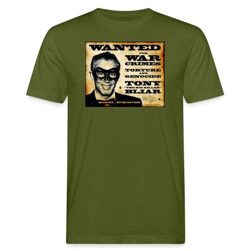 Wanted - Men's Organic T-Shirt