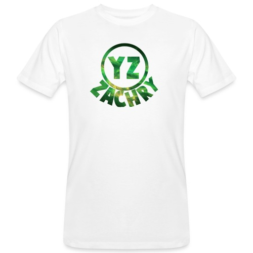 YZ-pet - Mannen Bio-T-shirt