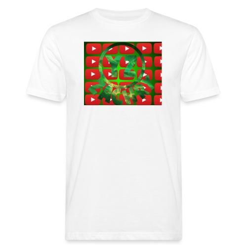 YZ-Muismatjee - Mannen Bio-T-shirt