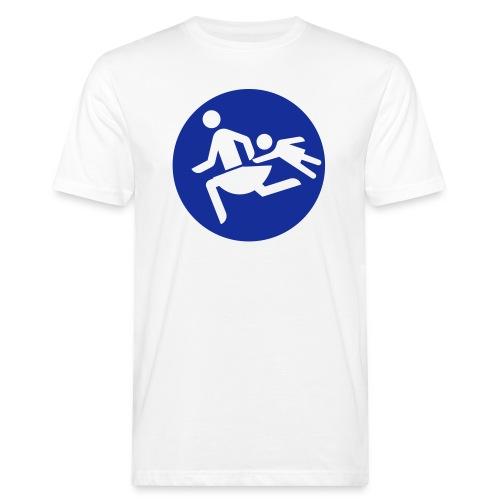 Running Mamas - Männer Bio-T-Shirt