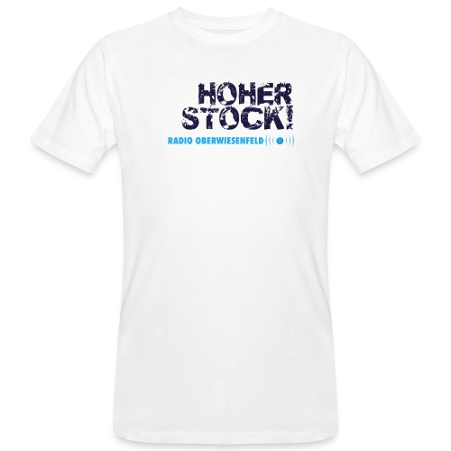 Unterbux Highsticking png - Männer Bio-T-Shirt