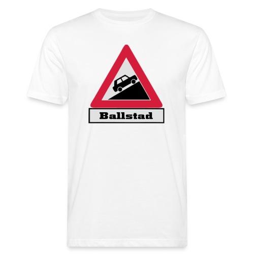 brattv ballstad a png - Økologisk T-skjorte for menn