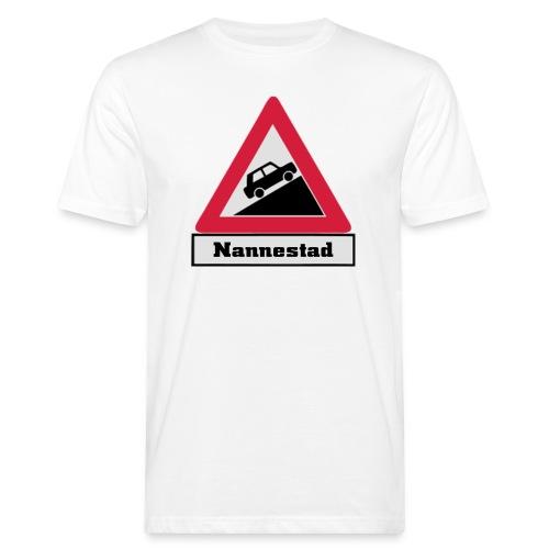 brattv nannestad a png - Økologisk T-skjorte for menn