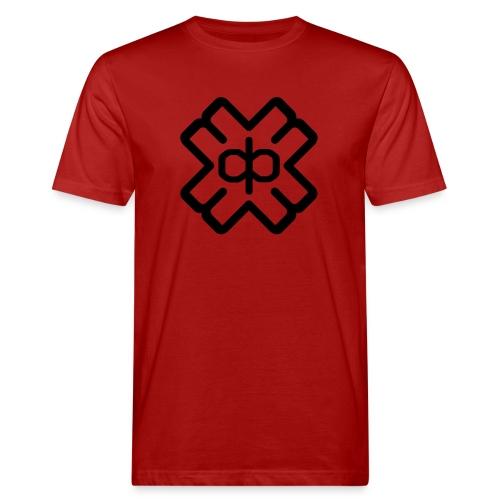d3ep logo black png - Men's Organic T-Shirt