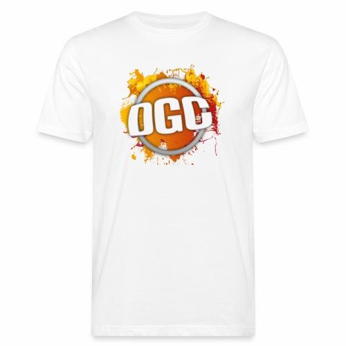 Merchlogo mega png - Mannen Bio-T-shirt