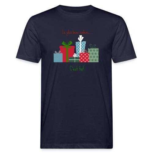 Le plus beau cadeau - T-shirt bio Homme