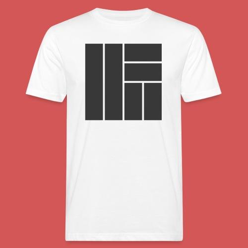 NÖRCup Black Iconic Edition - Men's Organic T-Shirt