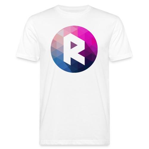 radiant logo - Men's Organic T-Shirt