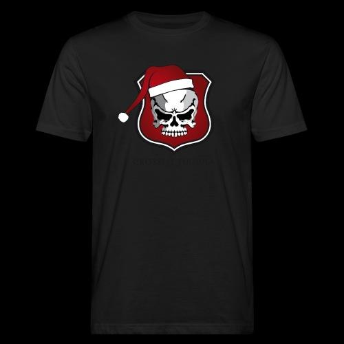 CrossFit Tuusula Xmas - Miesten luonnonmukainen t-paita