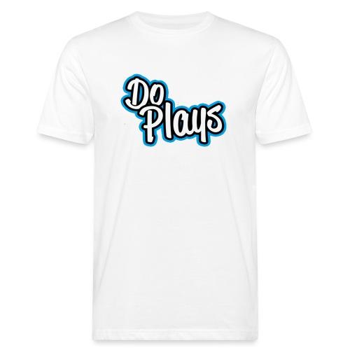 Mannen Baseball | Doplays - Mannen Bio-T-shirt