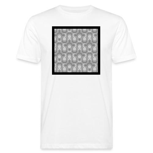70th telly T-shirt V-Ausschnitt - Männer Bio-T-Shirt