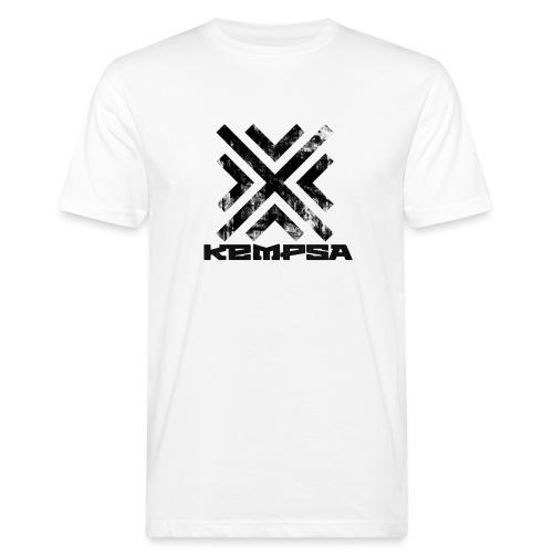 Felpa con logo - T-shirt ecologica da uomo