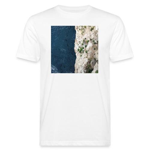 Half and Half Polignano - T-shirt ecologica da uomo